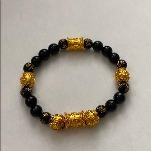 Beautiful Dragon and Wealth Bracelet